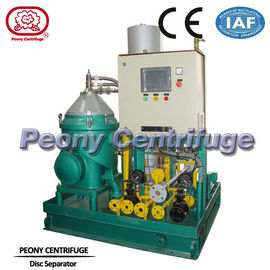 China  Structure Disc Lubricating Separator - Centrifuge , Heavy Fuel Oil Centrifuge Filter System supplier