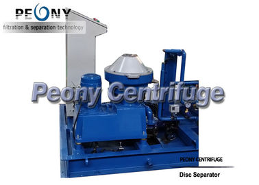 China Large Capacity Disc Stack Centrifuges Marine Oil , Fuel Oil Clarification supplier