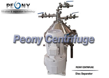 China High Performance Fast Speed 3 Phase Centrifuge For Virgin Coconut Oil supplier