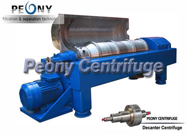 China Large Volume  Anti-abrasive Drilling Mud Centrifuge with Tiled Conveyor supplier