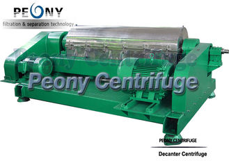 China Waste Water Treatment Decanter Centrifuge With Filter Cake Delivery System supplier