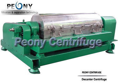 China Continuous 2 Phase Good Price Chemical Industry Decanter Centrifuges for Solid Dewatering supplier