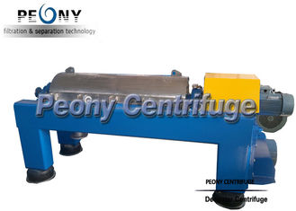 China Sharples Solid Bowl Decanter Centrifuge Equipment for Chicken Manure Dewatering supplier