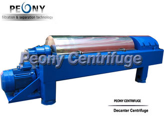 China Titaniumtim Two Phase Decanter Centrifuges For Calcium Hypochlorite Dewatering supplier