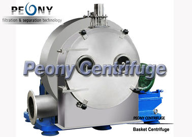 China PWC Automatic Food Centrifugal For Salt Plant With Continuous Operation supplier