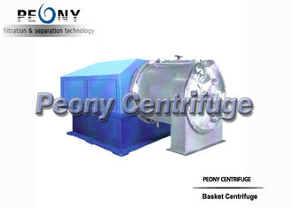 China Model PP Basket Centrifuge Two Stage Pusher Centrifuge for EPS Dewatering supplier