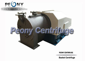 China Two Stage Horizontal Continuous Pusher Centrifuge For Snow Salt supplier