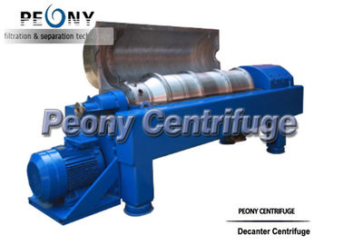 China 2 - Phase Manure Dewater Mud Decanter Centrifuge supplier