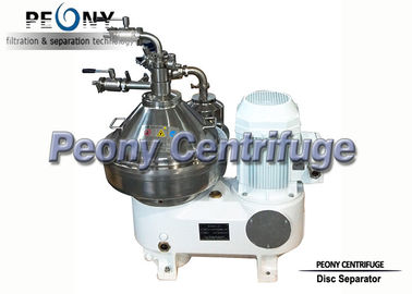 China High Speed Automatic Centrifugal Separator for Cold Pressed VCO Extraction supplier