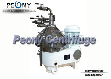 China High Speed Food Centrifuge For Coconut Oil / Water / Fiber / Starch supplier