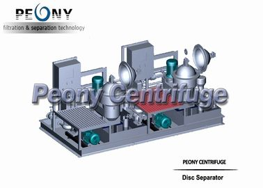 China Oil Feed Module Power Plant Equipments Fuel Booster Diesel Engine Power Plant supplier