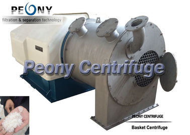 China Two Stage Pusher Centrifuge Salt Centrifuge Spare Parts Of Centrifuge Ferrum supplier
