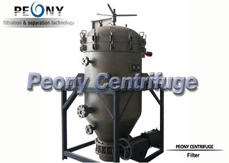China PNYB Series Hot Sell Vertical Type Pressure Leaf Filter for Different Purposes supplier
