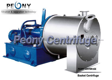 China Perforated Basket Salt Centrifuge supplier