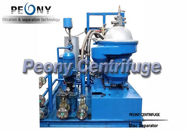 China Automatic Vertical Disc Stack Centrifuges Separator supplier