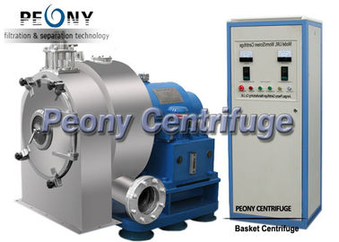 China Automatic Separation Chemical Centrifuge supplier