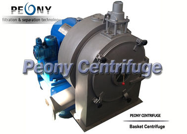 China PWC Pusher Centrifuge Pharmaceutical Centrifuge supplier