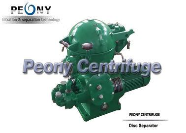 China PDSD Series Disc Centrifugal Separator Mineral Oil Centrifuge supplier