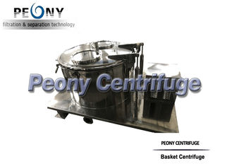 China Model PPTD PLC Control Ethanol Soak Hemp Oil Extraction Centrifuge supplier