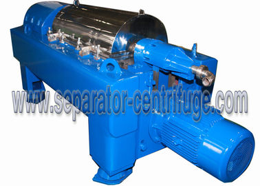 China Horizontal Continuous Decanting Centrifuge Separator With Solid Control Systerm supplier