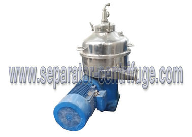 China 20000 L / H High Speed Disc Stack Centrifuges Milk Disc Separator with PLC Controller supplier