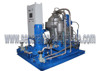 China Automatic Centrifugal Separator Fuel Processing System for Power Station supplier