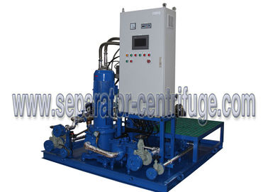 China High Speed Fuel Oil Handling System With Siemens PLC Programming supplier