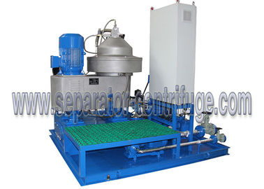 China Land Power Plant Fuel Oil Handling System Separator , Marine HFO Treatment Module supplier