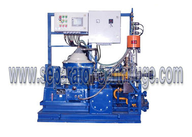 China Automatic Disc Stack Centrifuge 3 Phase Marine Oil Separator Unit supplier