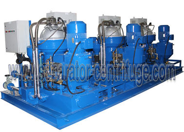 China HFO Treatment Module Power Plant Equipments Power Generating Station supplier