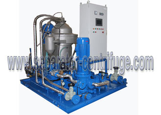 China Three Phase Fuel Oil Handling System , Vertical Laboratory Centrifuge supplier