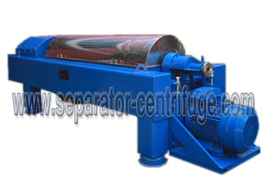 China Anti-abrasive Solid Bowl Control Drilling Mud Centrifuge with Automatic Control supplier