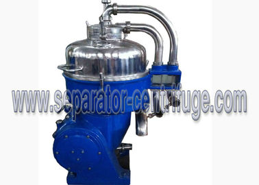 China PDSS Cassava Starch Singe Disc Separator 50hz 380v For Wheat / Corn And Sweet Potato supplier