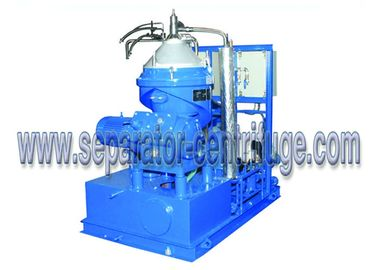 China Container Type Supply Booster Module / Heavy Fuel Oil Handling System to Remove Solid and Water from Dirty Oil supplier