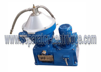 China Large Volume 3 phase Disc Marine Centrifugal Oil Separator With Heater, Pumps supplier