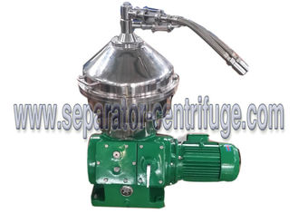 China Fish Meal / Fish Oil Separation Centrifugal Coalescing Oil Water Separator supplier
