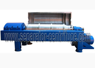 China 3 Phase Liquid Liquid Solid Separation Decanter centrifuges Machine Continuous Tricanter Centrifuge supplier
