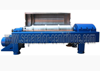 China Waste Water Decanter Centrifuges For Steel Factory Sludge Dewatering supplier