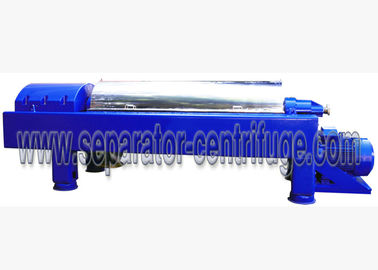 China Horizontal Decanter 2 Phase Titanium Separator - Centrifuge 3~15m3/h supplier
