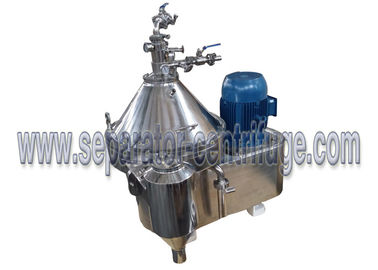 China Model PDSM - CN Disc Bowl Centrifuge 2 Phase Milk Separator For Milk Clarifying supplier