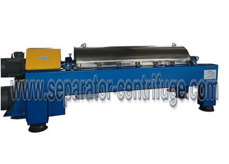 Designed Anti-Corrosion 3 Phase Decanter Centrifuge, Effective Waste Oil Filter Machine