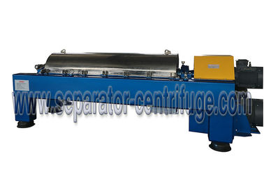 China Two Phase Wastewater Treatment Plant Equipment, Continuous Centrifuge supplier