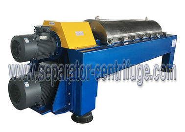 China PDC Solid Bowl Wastewater Treatment Plant Equipment, Decanter Centrifuge For Waste Sludge supplier