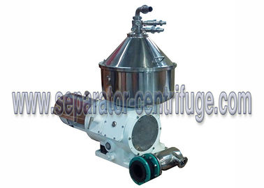China PDSM - DN Coconut Water Disc Separator - Centrifuge Three Phase For Purifying Milk supplier