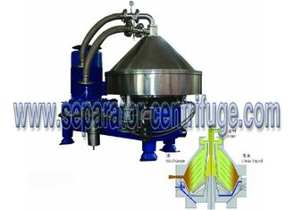 China 50000LPH Automatic Disc Stack Food Centrifuge for Algae Concentration supplier