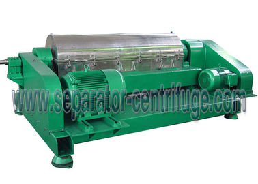 China Large Capacity Automatic Discharge Horizontal Decanter Centrifuges for Drilling Mud Separation supplier