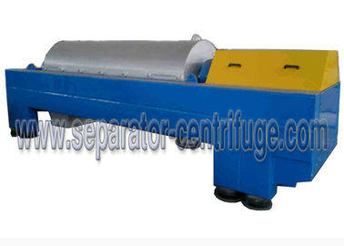 China Continuous Ceramic Decanter Centrifuges 2 Phase Horizontal Centrifuge Decanter Separator supplier