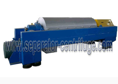 China Automatic Continuous Titanium Decanter Separator - Centrifuge With PLC Control supplier