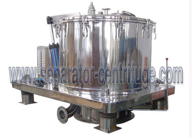 China Pharmaceutical Manual Centrifuge Machine For Plant Essential Oil Extraction supplier