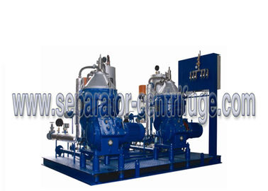 China HFO Purifier Module Disc Stack Centrifuges , HFO LO DO Separation Disc Separator supplier